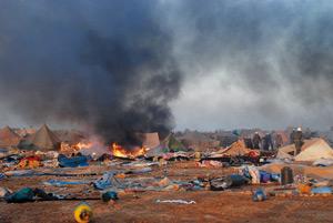 Un an après Gdeim Izik : Nouvelles manoeuvres du Polisario à Laâyoune
