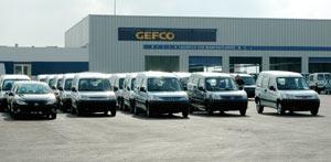 Gefco finalise un contrat avec la CAC