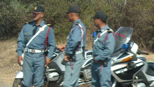 Démantèlement d'une bande de voleurs par la Gendarmerie Royale de Casablanca