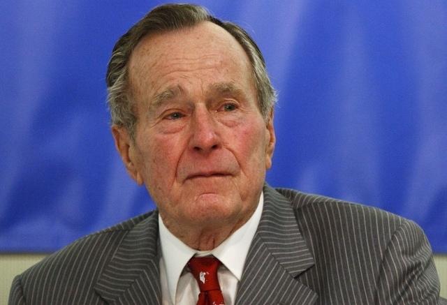 La grosse bourde de Bush père