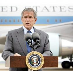 Un scrutin à haut risque pour Bush