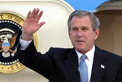 G8 : Bush et Blair piégés par les micros