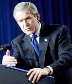 Écoutes : Bush choisit l'autisme politique