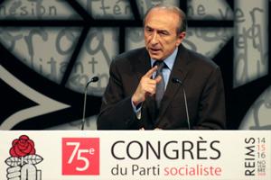 Gérard Collomb, le Lyonnais qui se rebelle contre Martine Aubry