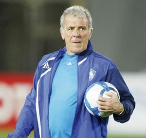 L'élimination d'Al Hilal précipite l'arrivée d'Eric Gerets au Maroc