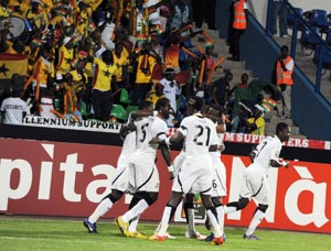 Demi-finales : Le Ghana et la Côte d'Ivoire en favoris