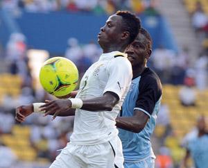 Le Mali et le Ghana annoncent la couleur
