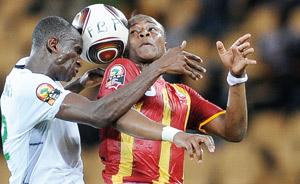 André Ayew qualifie le Ghana pour le prochain tour