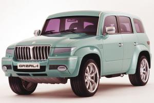 L'Arabie Saoudite présente Ghazal 1, première voiture fabriquée localement