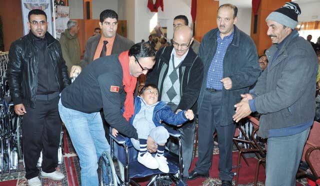 JLEC s associe au Goldwing Club Maroc  pour une action sociale