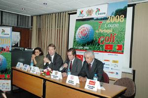 Plus de 300 golfeurs sont attendus à Rabat