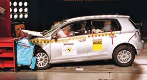 Euro NCAP : premier hit-parade sécuritaire