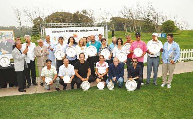 Championnat du Maroc de golf : Consécration de Fayçal Serguini et Maha Haddioui