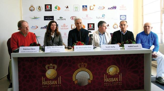 40ème Trophée Hassan II et 19ème Coupe Lalla Meryem : Agadir capitale mondiale du golf