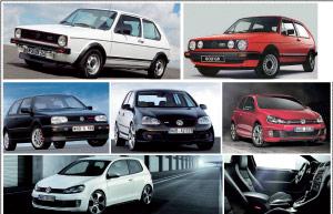 Il était une fois… : Volkswagen Golf GTI : Les lettres qui font la légende !