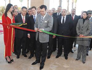 Samanah Country Club, un nouveau golf à Marrakech