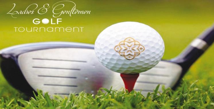 Golf : Un prestigieux tournoi  pour couples