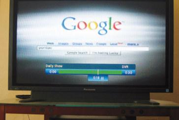 La Google TV connecte le Web à la télévision