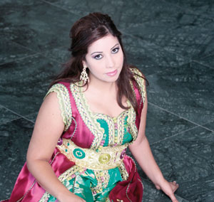 Leïla Gouchi interprète «Win el malayine»
