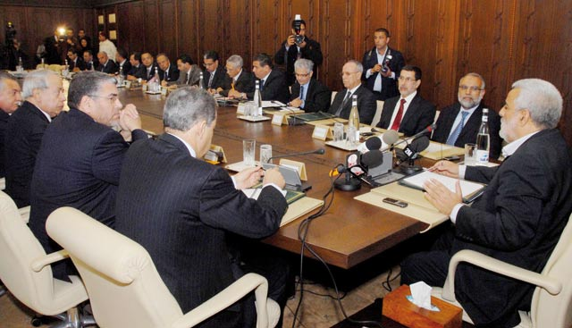 Réunion jeudi du Conseil de gouvernement