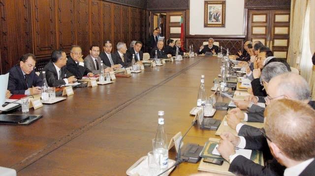 Le remaniement ministériel pourrait intervenir début 2013 : La majorité pour l entrée de l USFP au gouvernement