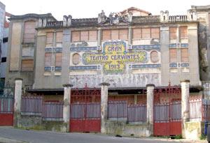 Un SOS pour sauver le Gran Teatro Cervantès