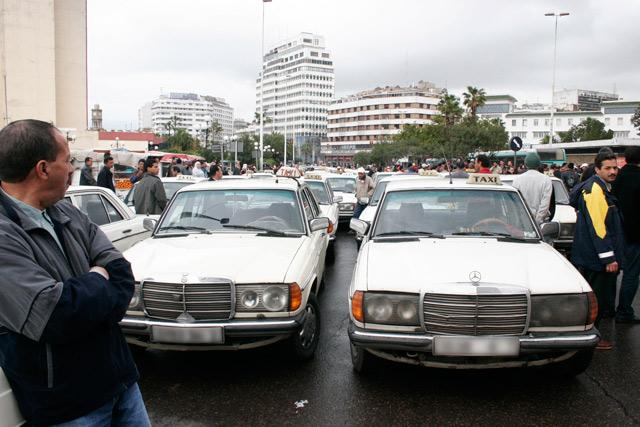 Grève des professionnels du transport routier