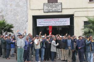 El Guerrouj tâte le pouls des syndicats dans un premier round avant le dialogue social