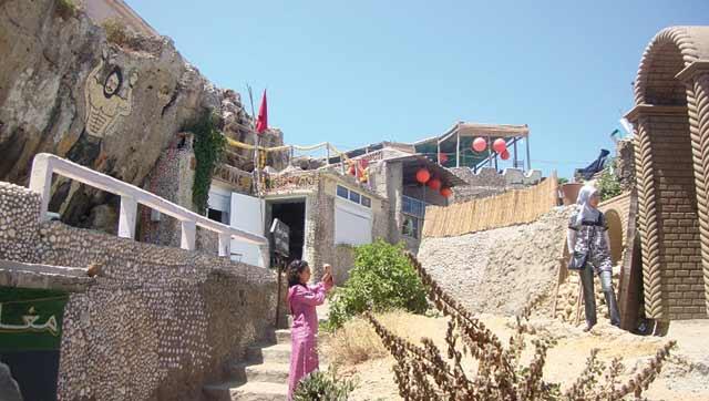 Tanger : Les Grottes d Hercule menacées