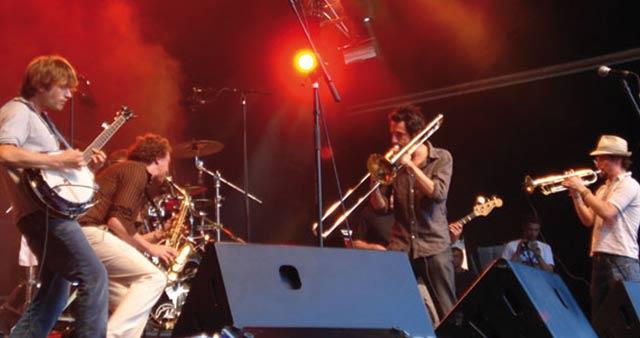 Musicales d Agadir : Le groupe Chango Quartet  ouvre le bal