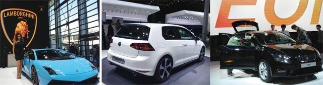 Groupe Volkswagen : Des nouveautés  de tout bord