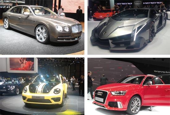 Groupe Volkswagen : Il y en a pour tous les goûts !