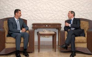La France ouvre la route de Damas