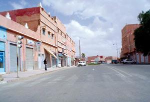 Guelmim, la porte du Sahara