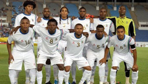 Groupe A : Guinée équatoriale