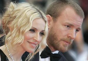 Madonna et son époux Guy Ritchie divorcent