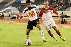 Coupe de la Confédération : le FUS bat Harras al-Hodoud et prend la tête du groupe B