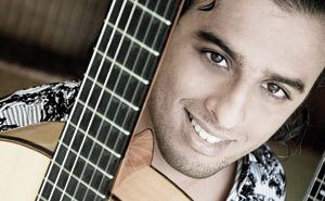 Tarik Hilal, un guitariste dans la voie de l'accomplissement