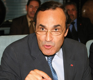 Habib El Malki se lance dans la course pour le leadership de l'USFP