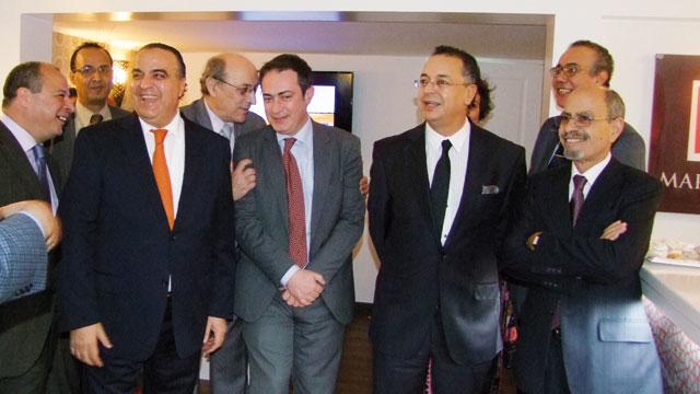 Le Maroc de retour en Andalousie