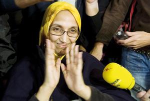 Que faire, désormais, de la séparatiste Aminatou Haidar ?