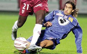 Maintien de la suspension de Youssef Hadji pour douze matches