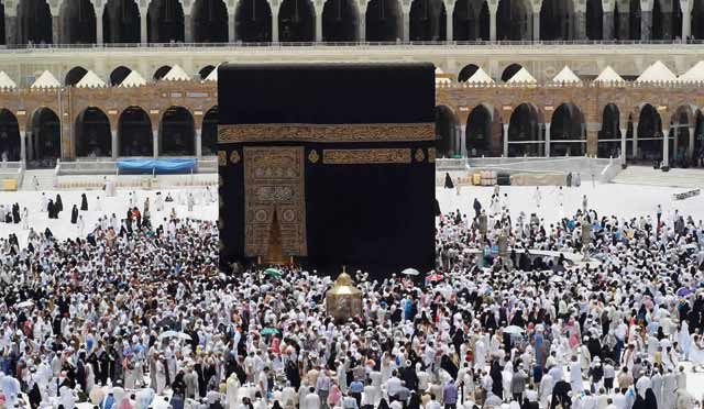 Hajj 1435 : Paiement des frais en  une seule tranche du 20 au 31 janvier