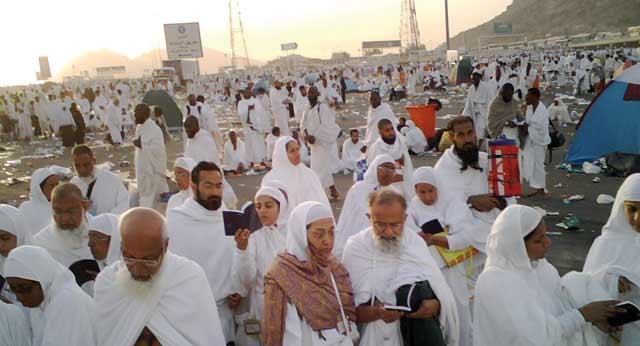 L'Office des changes fixe les dotations  de l'opération Hajj 1433-2012