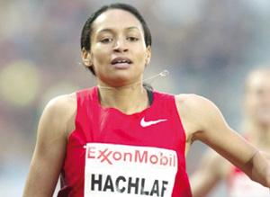 Ligue de diamant : Meilleure performance mondiale de l'année pour Halima Hachlaf