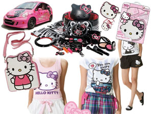 Reportage : Quand Hello Kitty fait chavirer les coeurs