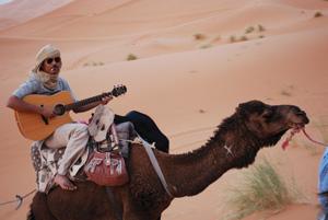 À la découverte de l'histoire musicale désertique et oasienne