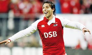 L'Ajax Amsterdam s'attacherait les services de Mounir El hamdaoui
