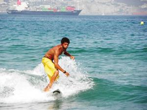 Mohamed Hamaini, un jeune champion qui ne manque pas d'assurance