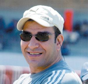Hamid Jafoui, le vétéran du rugby reste sur le terrain